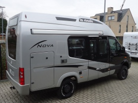 La Strada Nova 4x4 - mobilhome kopen Antwerpen