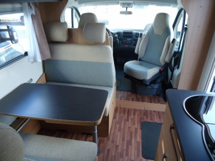 LMC Breezer A694G interieur 2