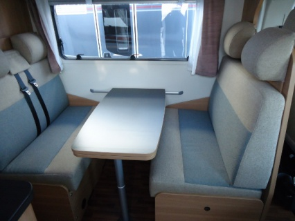 LMC Breezer A694G interieur