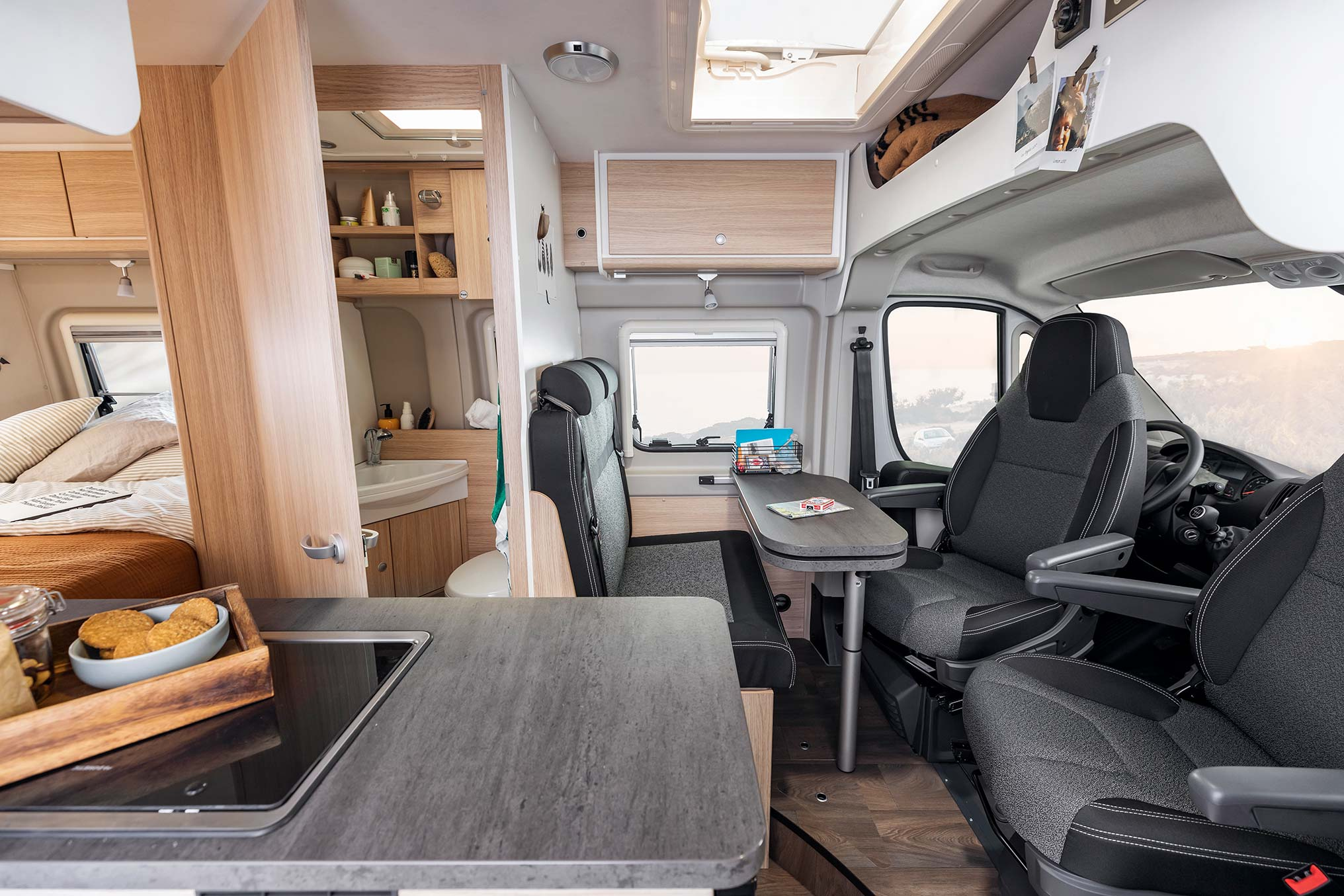 Sunlight Camper Van CLIFF 2020