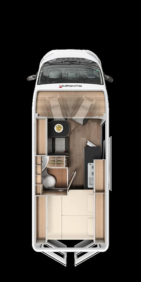 Sunlight-CV-600_Camper van kopen