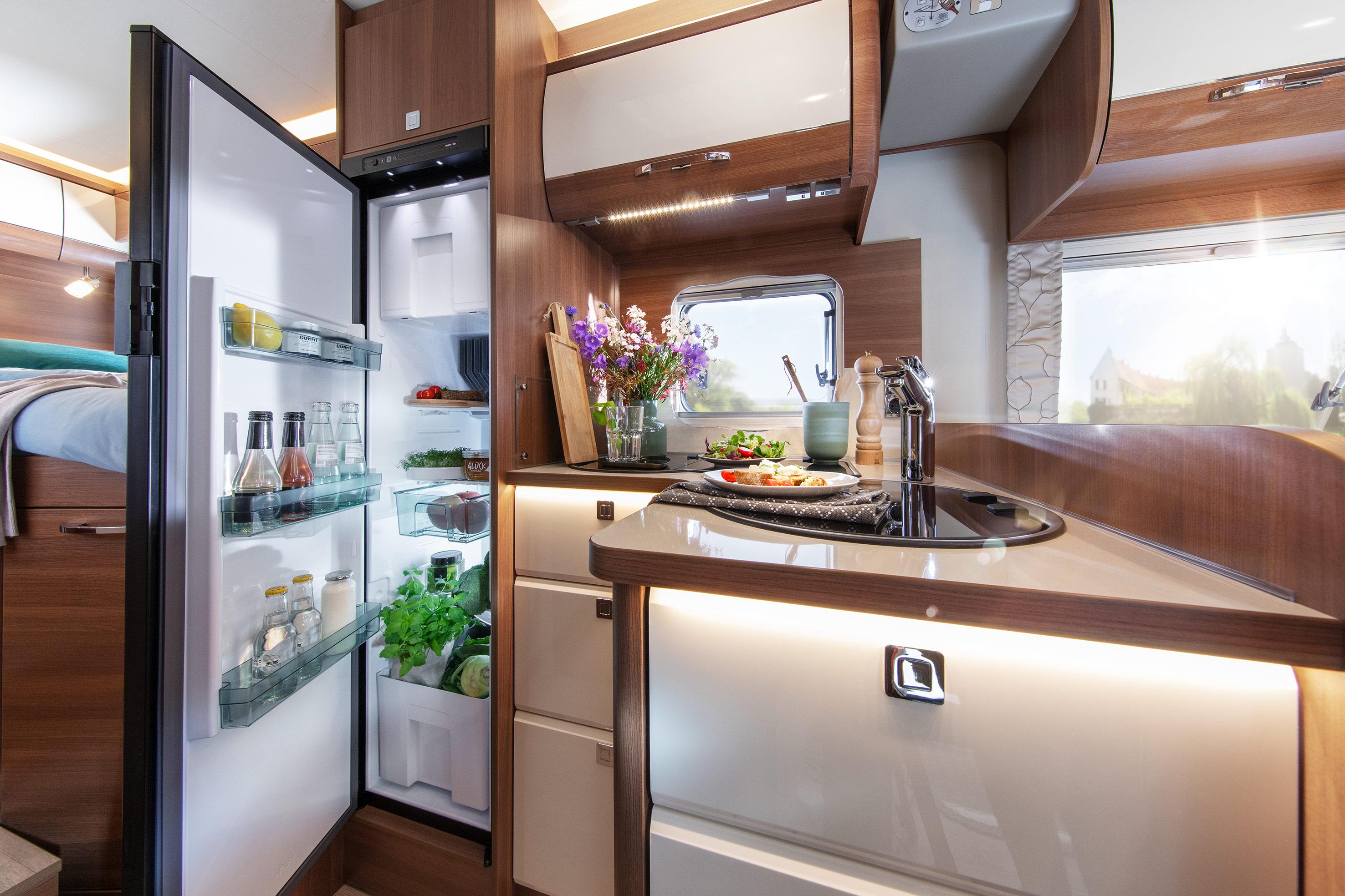 LMC comfort TI672g - keuken 2019
