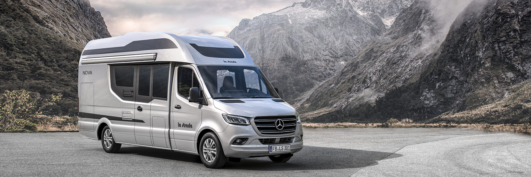 Nova EB - motorhome kopen 2019